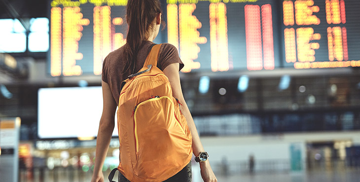 Direitos do passageiro em caso de atraso ou cancelamento de voo