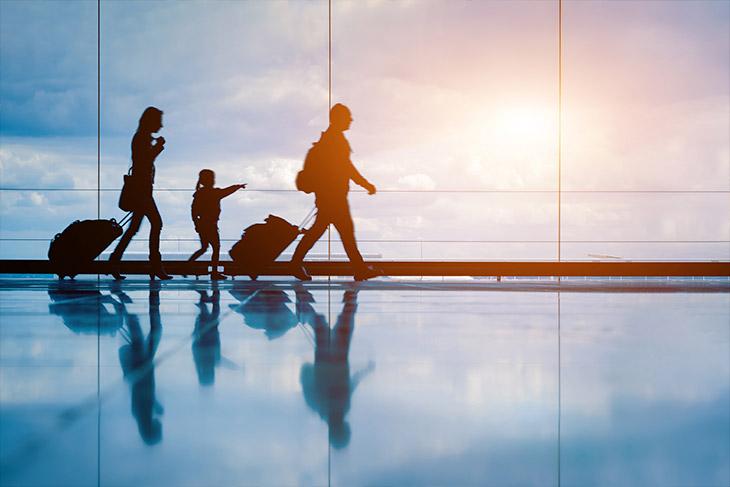 Exemplo real: perda de compromisso profissional por voo atrasado
