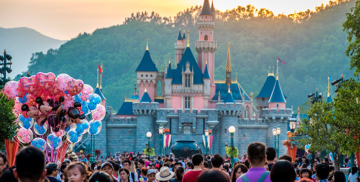 Disney: cancelamento de voo pode gerar indenização!