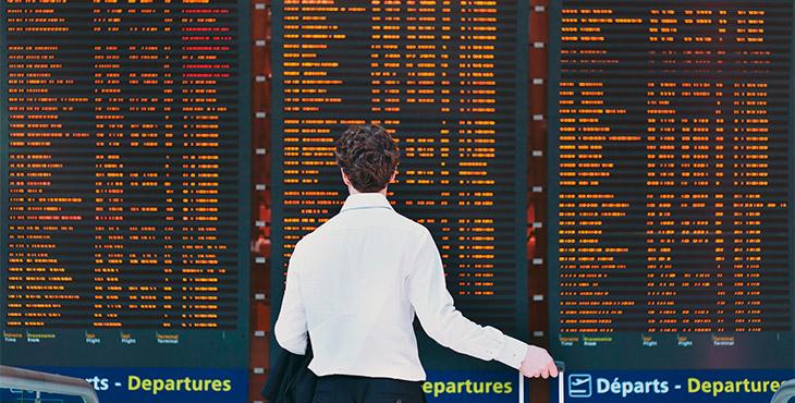 Números de cancelamento de voo e atrasos Brasil: Panorama anual