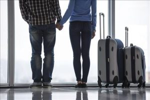 passageiros perda festa Réveillon por atraso de voo