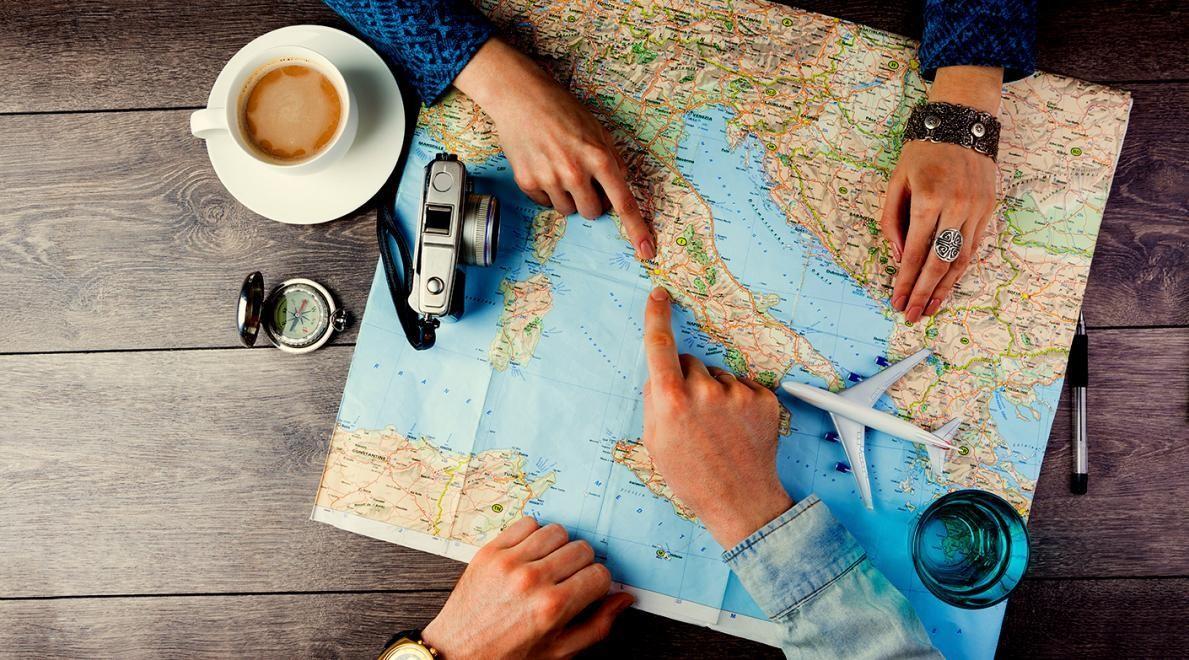Evitar problemas com voo: 3 valiosas dicas sobre destinos para escapar dos transtornos