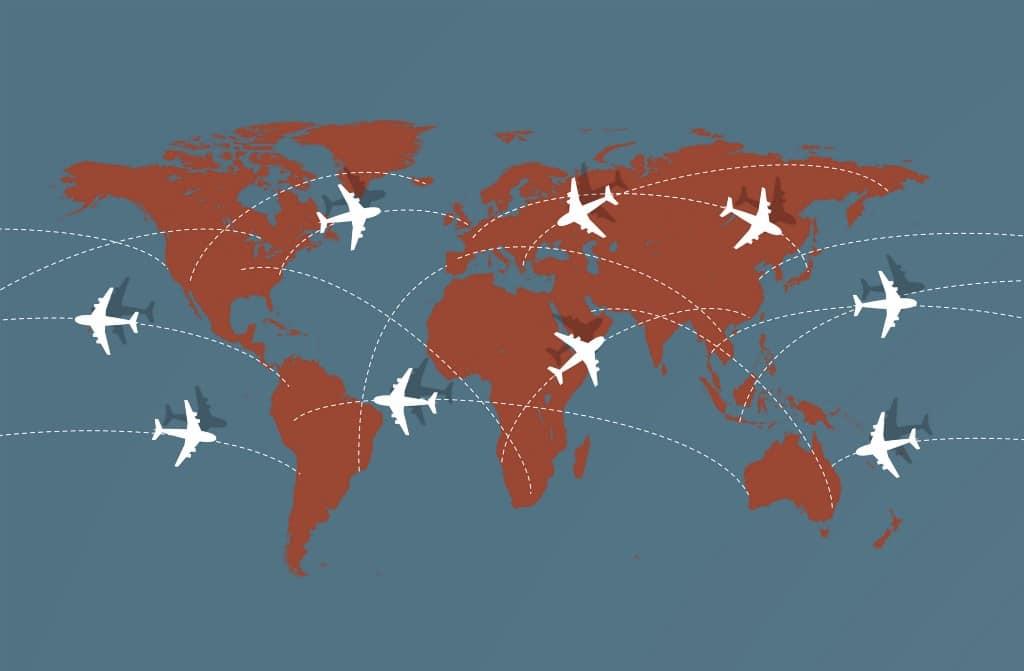 Alteração de rota do voo: a empresa aérea deve indenizar você