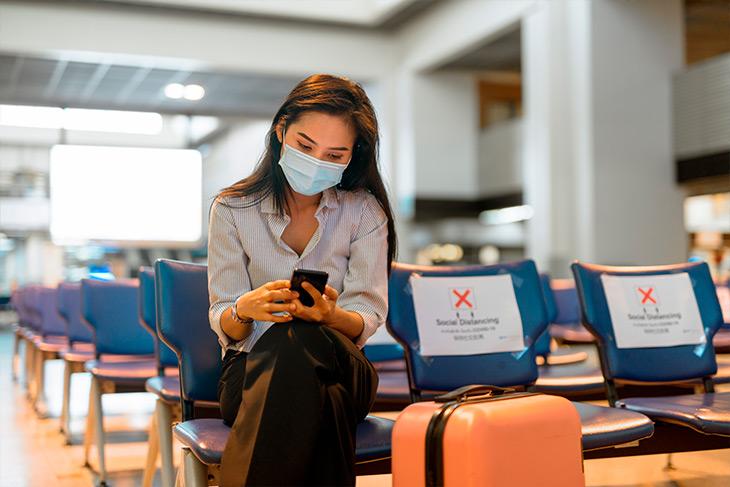 Não permita que as empresas aéreas desamparem você