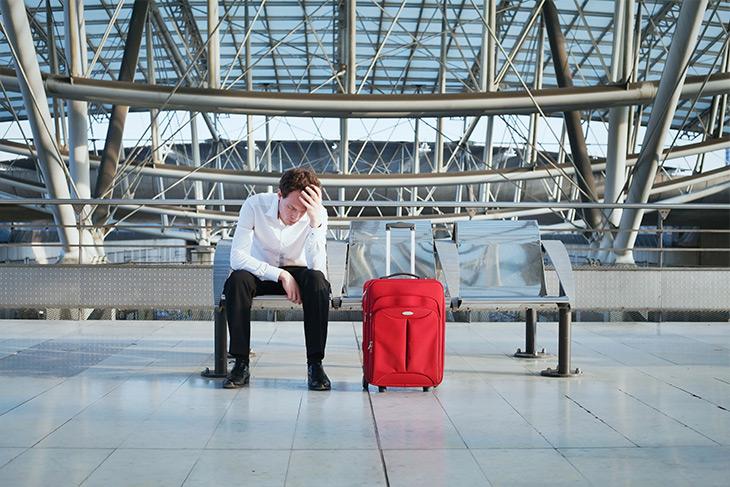 Problemas com a passagem aérea promocional