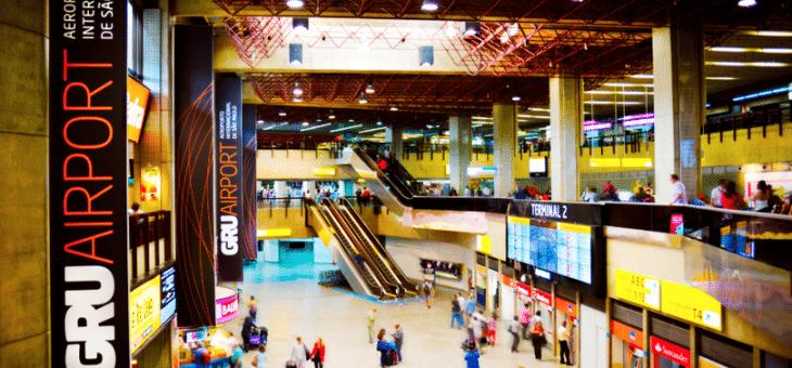 Cancelamento de voo em Guarulhos: como exigir seus direitos ou receber indenização