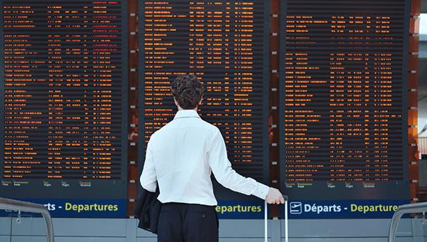 Perda de compromisso por atraso ou cancelamento de voo: seja indenizado já