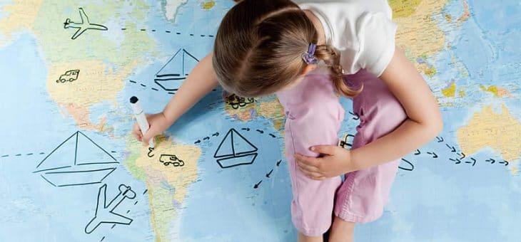 Documentos e 5 dicas práticas para viagem de avião com crianças