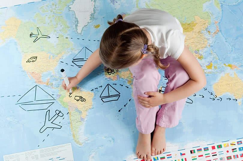 5 dicas práticas e documentos para viagem de avião com crianças