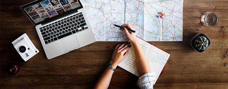 Como planejar viagens perfeitas?