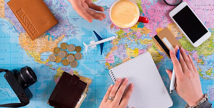 Planejar viagem: guia completo para organizar e economizar nas férias!