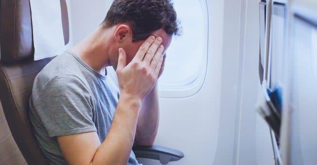 13 problemas com voo bizarros (e desagradáveis) para ficar atento aos seus direitos