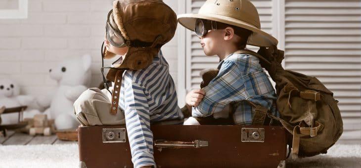 7 destinos divertidos para viajar com crianças no Brasil
