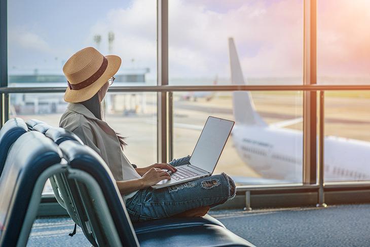 Como resolver problemas de cancelamento de voo online