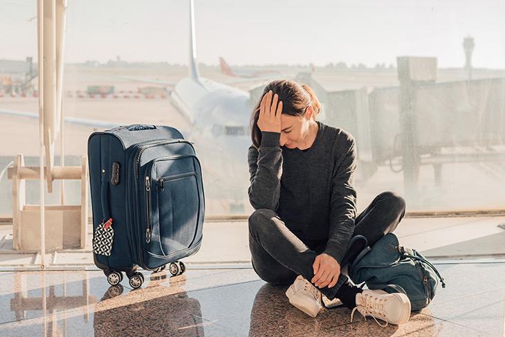 O que faz um voo ser cancelado?