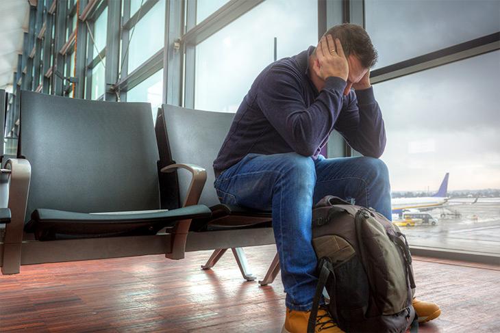 O que fazer em caso de voo cancelado?