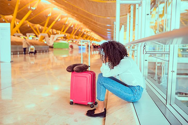 4 situações em que voo atrasado causa danos morais