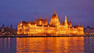 Continente Europeu - Budapeste Hungria