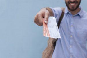 Primeira viagem de avião - escolha das passagens aéreas
