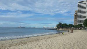Fortaleza - Praia do Mucuripe