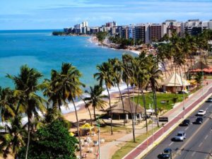 Maceió - Praia de Jatiúca