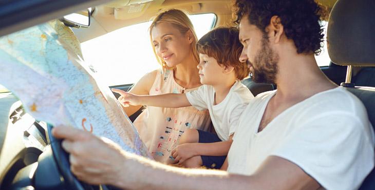 Viagem em família: escolhendo o destino e organizando os passeios